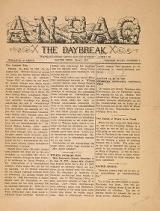Cover of Anpao - v. 48 no. 2 Mar. 1937