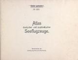 Cover of Atlas deutscher und ausländischer Seeflugzeuge.