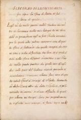 Cover of Discorso di Leontio artefice sopra la sfera di Arato et fabbrica di quella