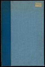 Cover of Ex Fabri hydrographo spagyrico ; Ex Palladio spagyric