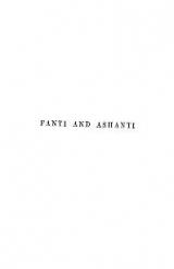 Cover of Fanti and Ashanti