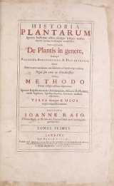 Cover of Historia plantarum