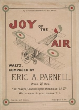 Cover of Joy of the air