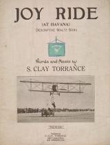Cover of Joy ride
