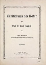Cover of Kunstformen der Natur