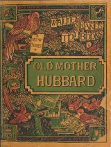 """Cover of """"Old Mother Hubbard"""""""