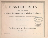 Cover of Plaster casts