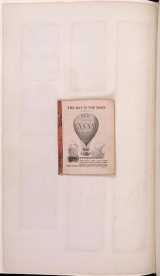 Cover of Scrapbook of early aeronautica