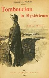 Cover of Tombouctou la mystérieuse