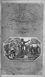 Cover of Travels between the years 1765 and 1773 through part of Africa, Syria, Egypt, and Arabia into Abyssinia