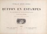 Cover of Types du règne animal. Buffon en estampes