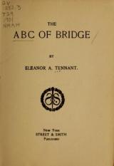 Cover of The abc of bridge