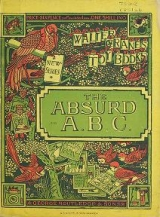 Cover of The absurd A.B.C