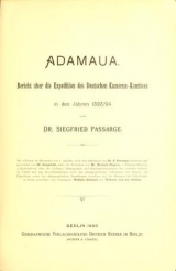 Cover of Adamaua