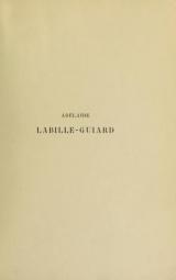 Cover of Adélaïde Labille-Guiard (1749-1803)