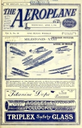 Cover of The Aeroplane