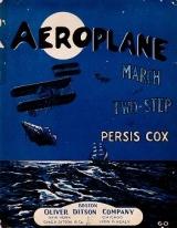 Cover of Aeroplane