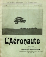 Cover of L'Ael²onaute
