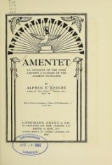 Cover of Amentet