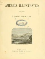 Cover of America illustrated