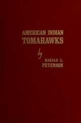 Cover of American Indian tomahawks