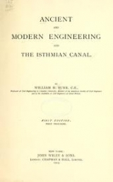 Cover of Ancient and modern engineering and the Isthmian canal