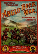 Cover of Anglo-Boer War