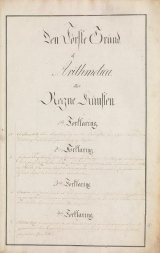 Cover of Arithmetica, Algebra, Geometrien, transformatio, trigonometrien, landmaalingen