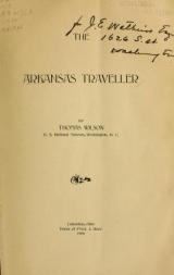 Cover of The Arkansas traveler