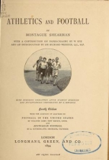 Cover of Athletics and football