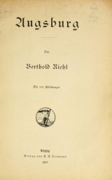 Cover of Augsburg