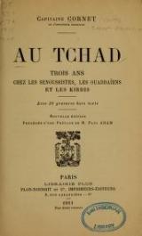 Cover of Au Tchad