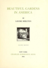 Cover of Beautiful gardens in America