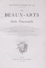 Cover of Les Beaux-arts et les arts décoratifs
