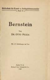Cover of Bernstein