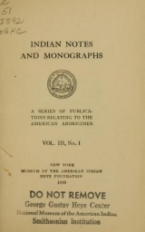 Cover of Bibliography of Fray Alonso de Benavides