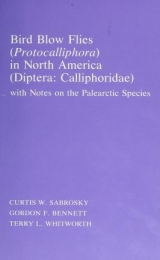 Cover of Bird blow flies (Protocalliphora) in North America (Diptera- Calliphoridae), with notes on the Palearctic species
