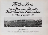 Cover of The blue book