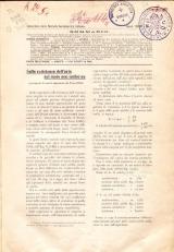 Cover of Bollettino della Societal aeronautica italiana