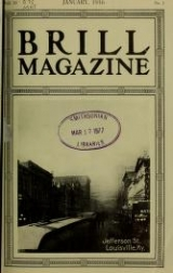Cover of Brill magazine