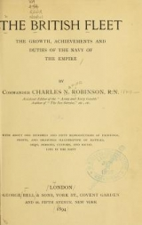 Cover of The British fleet