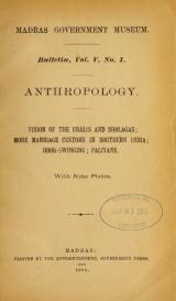 Cover of Bulletin