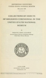 """Cover of """"Bulletin - United States National Museum"""""""