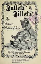 Cover of Bullets and billets