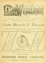 Cover of Canadian wheelman