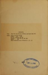 Cover of Catalogue of the permanent collection