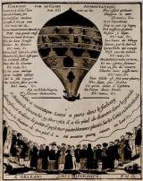Cover of Chanson sur le globe aelorostatique