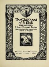 Cover of The childhood of Ji-shib ́