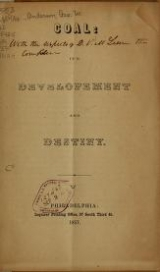 Cover of Coal