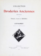 Cover of Collection de broderies anciennes